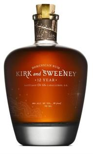 Kirk and Sweeney Rum 12 Year 750ml